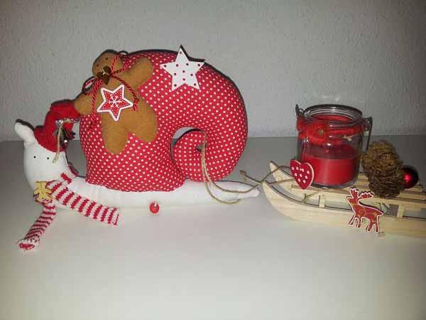 Weihnachts Schnecke